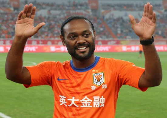 Vagner Love na China